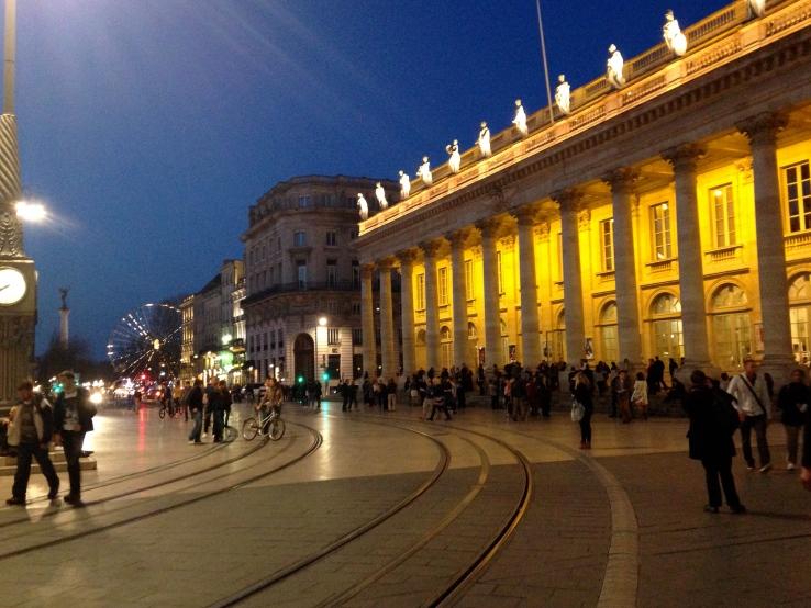 Bordeaux, L'Opéra